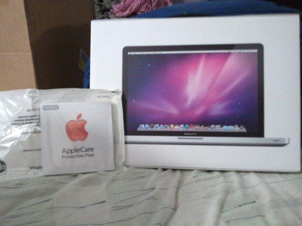 Hello, Macbook Pro