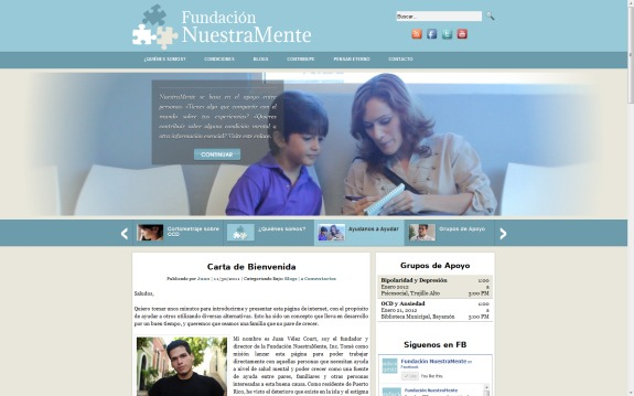 NuestraMente.org