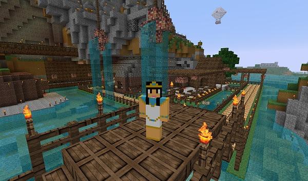 Minecraft Monday: NicoleJ