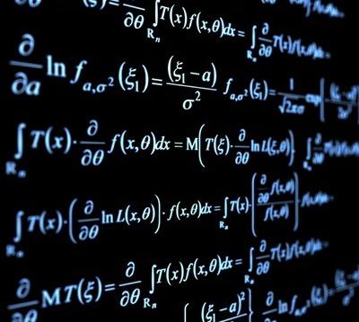 Math, math, math…