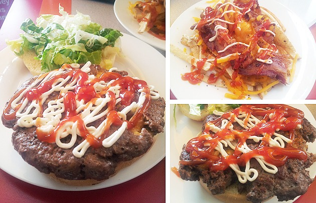 Burgers - Pampana's Grill