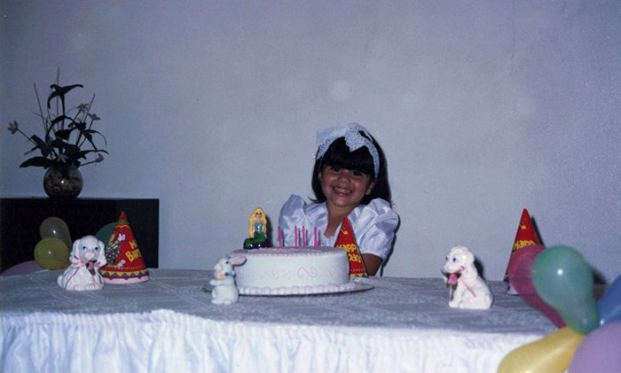 My 4th Birthday