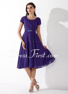 Regency Princess Square Dress