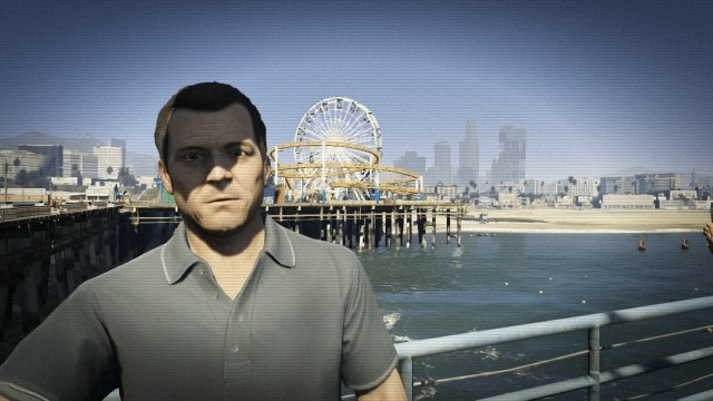GTA V - Michael (Snapmatic)