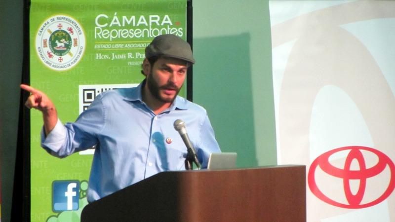 Puerto Rico BloggerCon: HootSuite