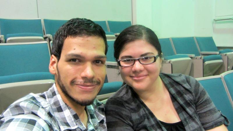 Puerto Rico BloggerCon - Juan & Nicole