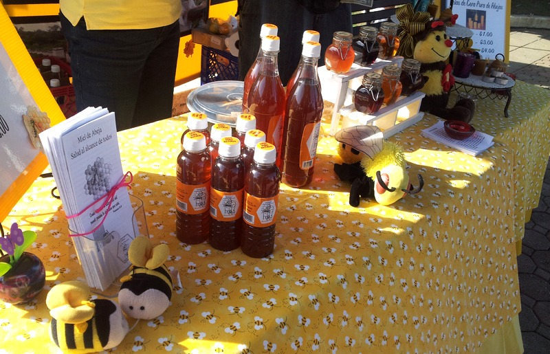 Organic Market: Honey