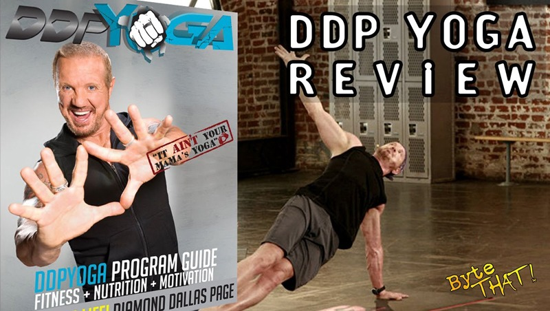 Fiancé's DDP Yoga Review