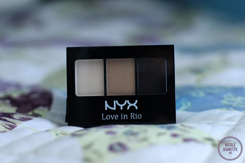 Ipsy March 2014 Glam Bag: Nyx Eyeshadow