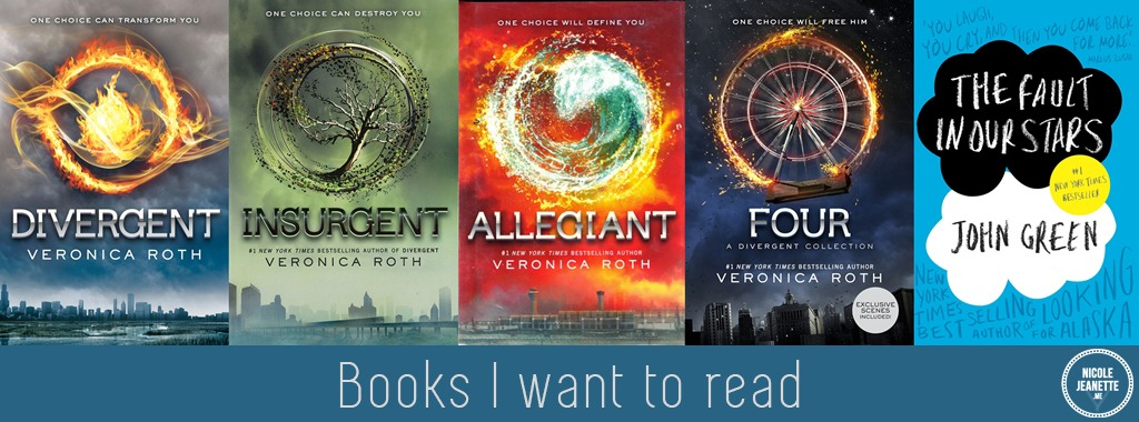 Books I Want to Read