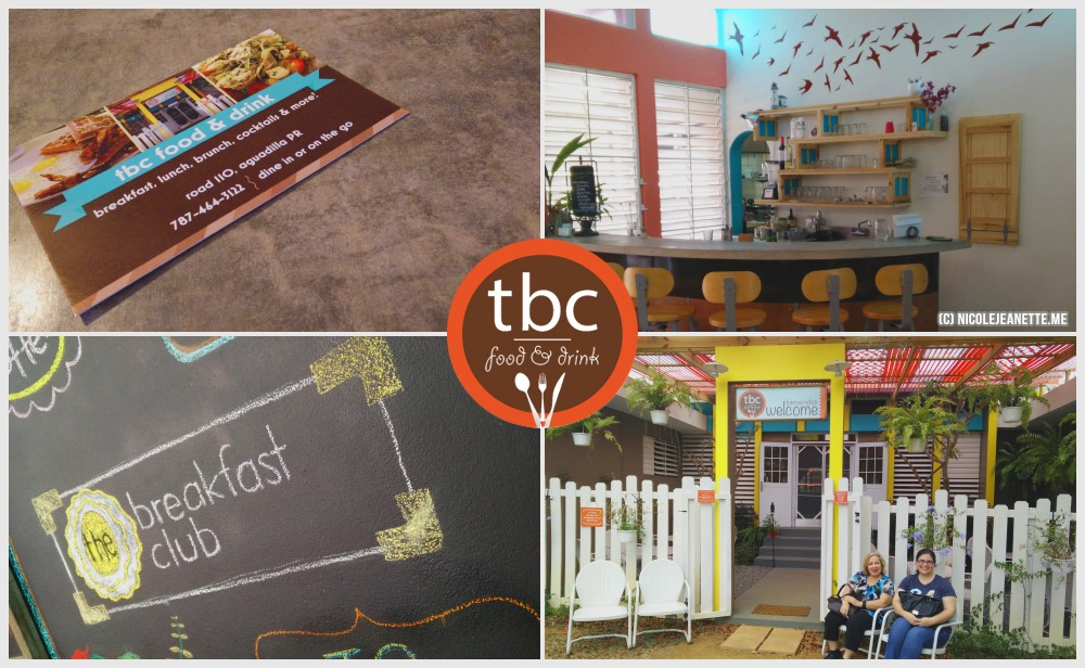 Foodie Faves: TBC Food & Drink - Aguadilla, PR