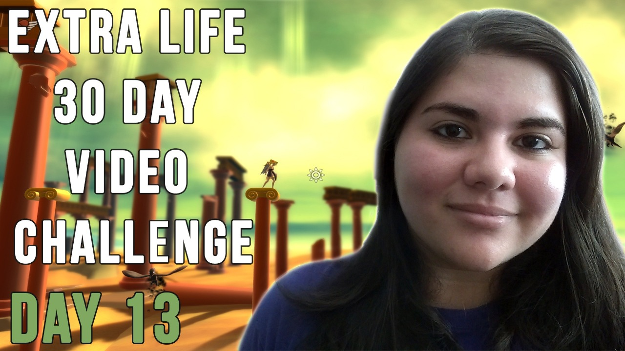Extra Life 30 Day Video Challenge – Day 13