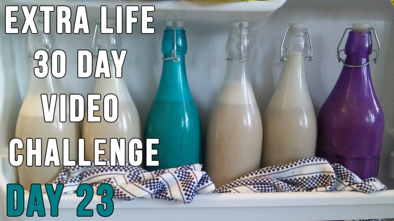 Extra Life 30 Day Video Challenge – Day 23