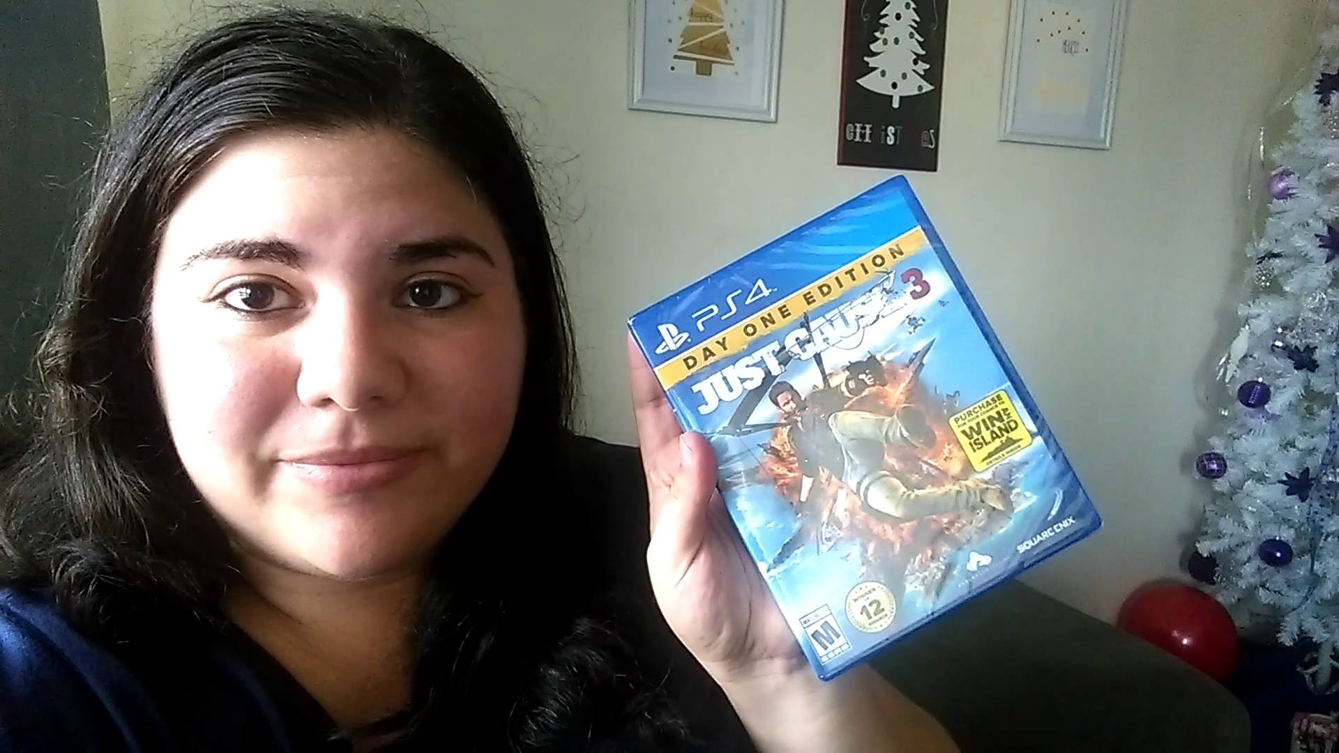 Extra Life 30 Day Video Challenge – Day 1
