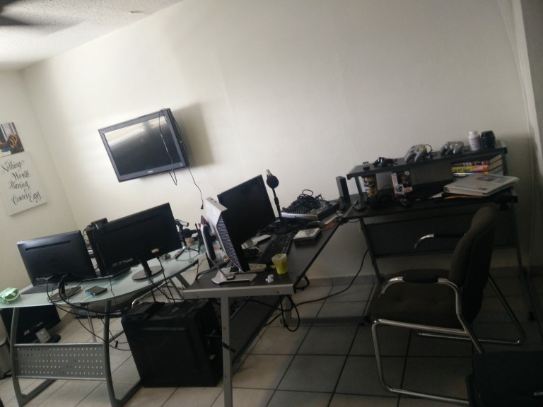 Remodeling Office