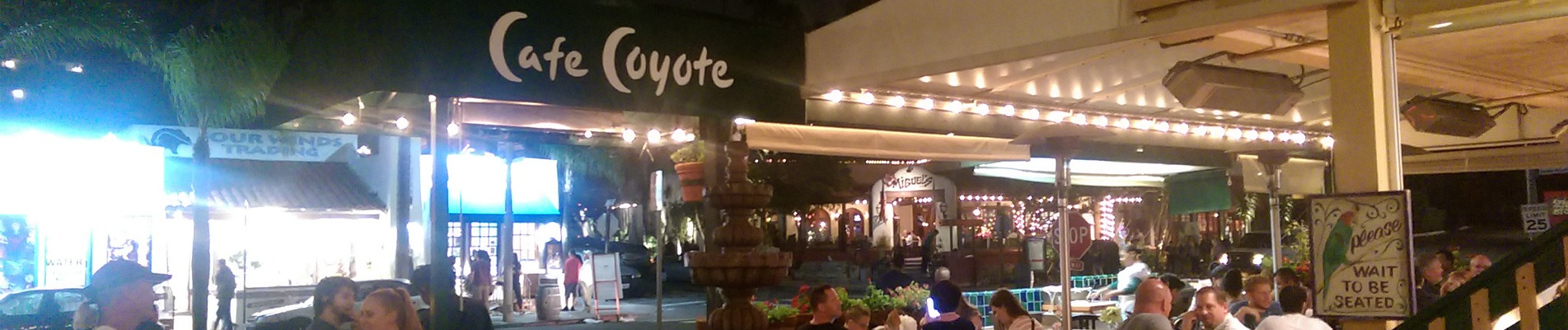 Cafe Coyote in Old Town – San Diego, CA