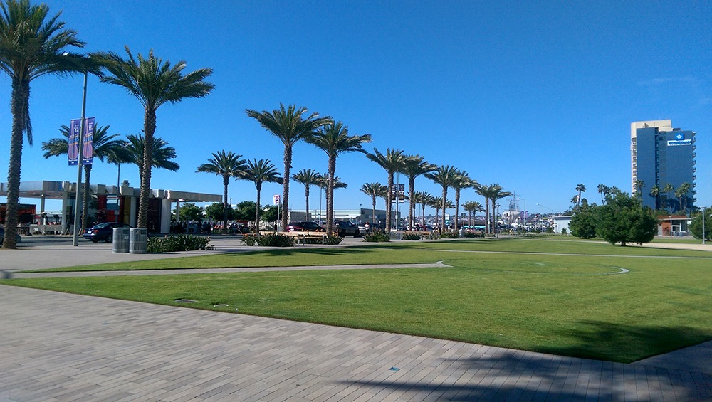 San Diego Broadway Pier