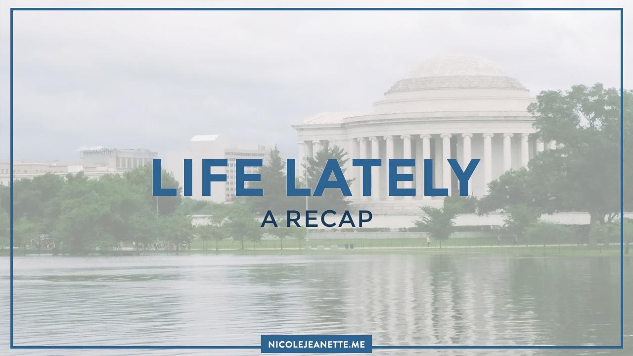 Lately: a 2017 recap