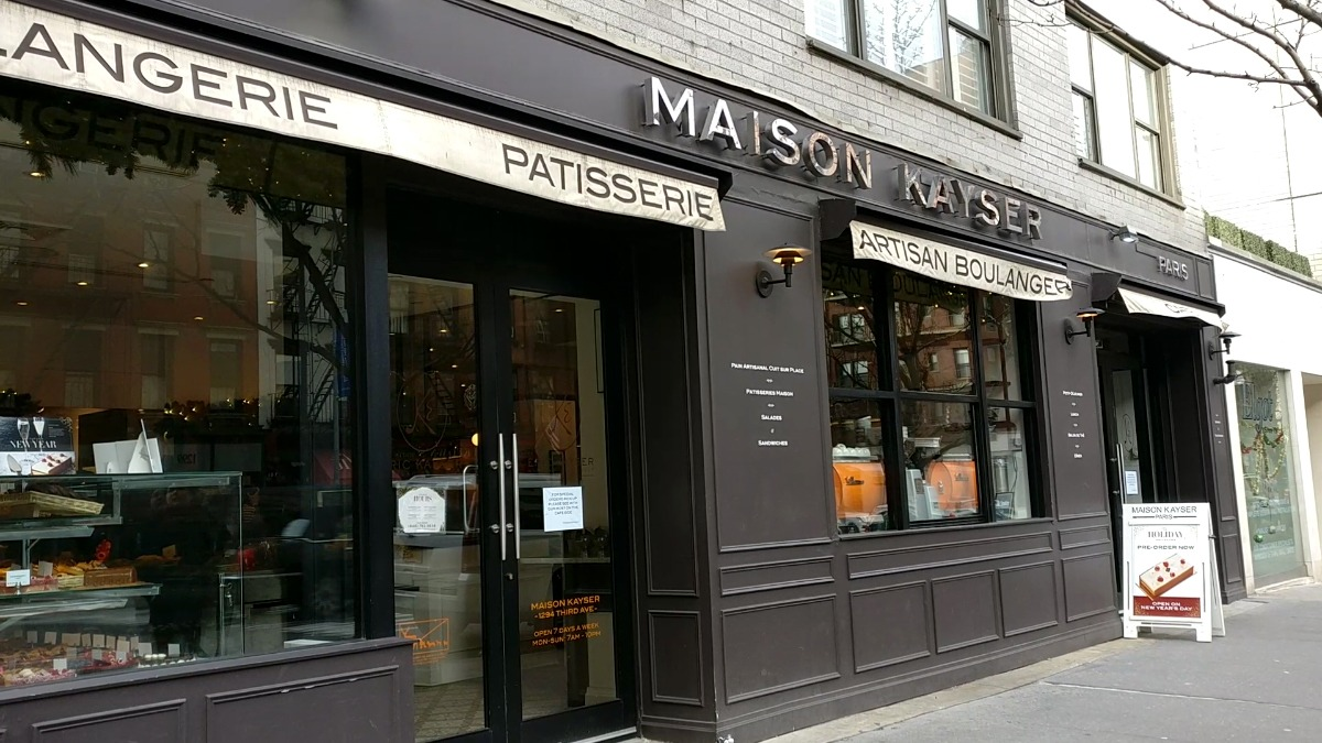 Foodie Faves: Maison Kayser in NYC