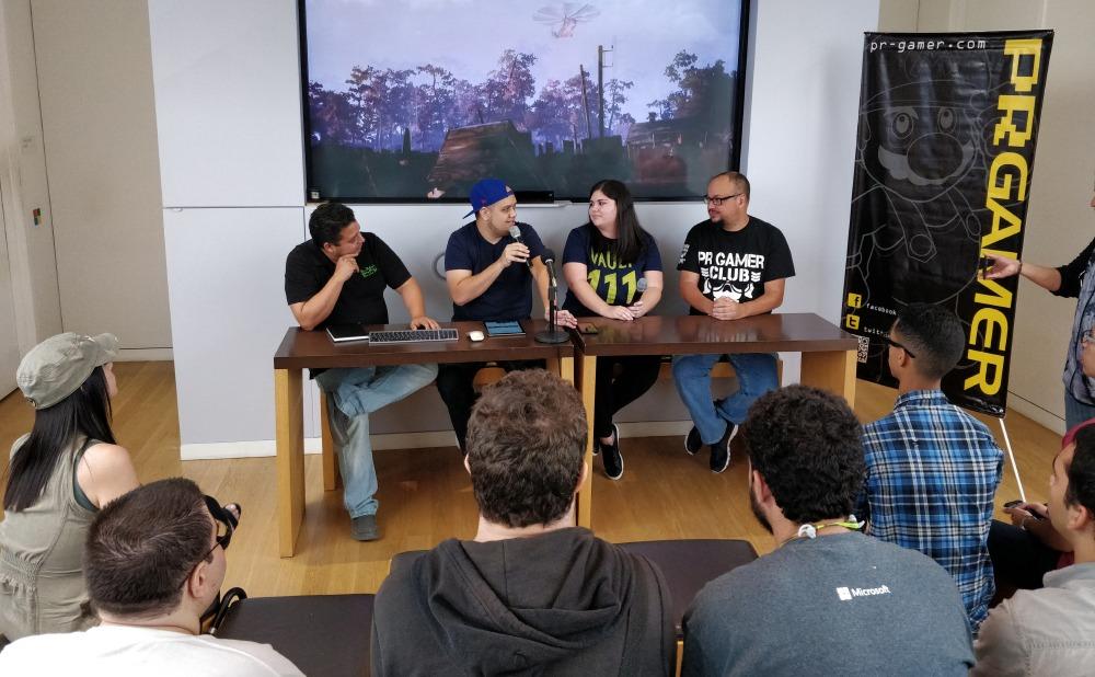 Antesala E3 Panel