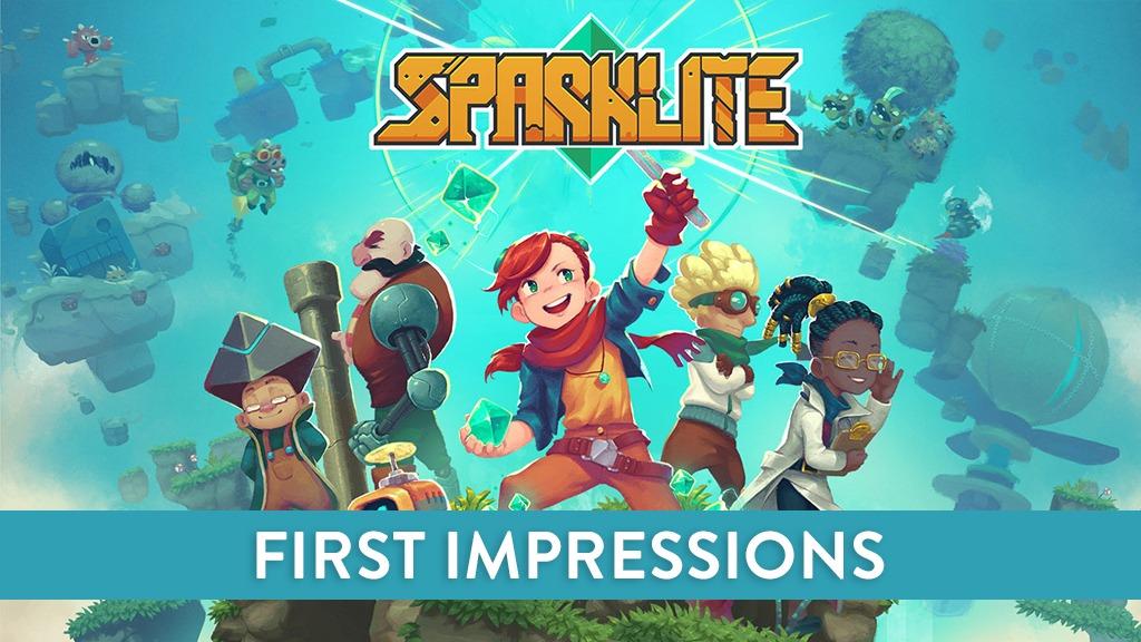 Sparklite First Impressions