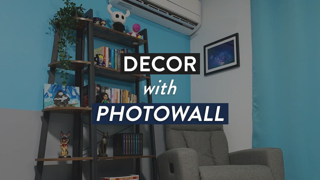 Decor with Photowall